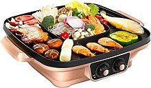 1200W Electric Teppanyaki Top Grill Griddle BBQ