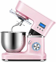 1200W Timing Stand Mixer, 5 L Kitchen Food Mixer,