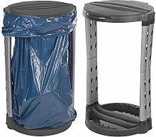 120L Collapsible Plastic Recycle Garbage Waste