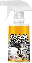 120ml Multi-functional Foam Cleaner No Flushing