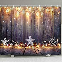 123456789 Multicolored Abstract Christmas Light