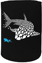 123t Stubby Holder Stubbie Holders Cooler Shark