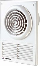 125mm Extractor Fan with Ventilation Grille