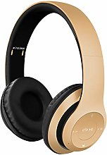 12H Play Time Bluetooth Headphones Over Ear with