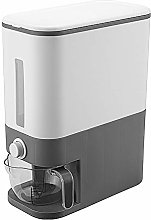 12KG Rice Bin Dispenser - Rice Storage Container