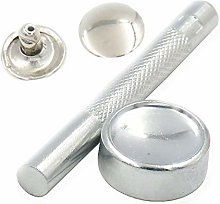 12mm Rivet Setting Hand Tool ONLY for Double Cap