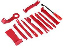 12Pcs Auto Trim Removal Tool Kit Car Dash Radio