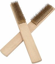 12Pcs Steel Wire Brush High Quality Wire Brush