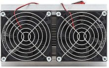 12V 120W Dual-Core Thermoelectric Cooler Peltier