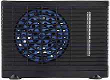 12V 35W Portable Mini Cooling Fan, 2 Speed Air