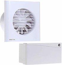 12V Bathroom Extractor Fan with Timer Transformer