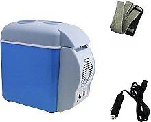 12V Car Fridge 7.5L Mini Portable Car Refrigerator