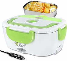 12V Electric Heating Lunch Box Thermal Bento Box