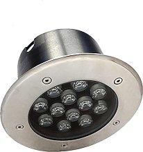 12W IP67 Waterproof Outdoor Landscape Lighting,