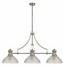 13-luminaire Center - Arianna 3 Bulbs Polished