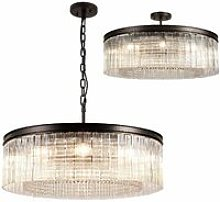 13-luminaire Center - Round pendant light Florero