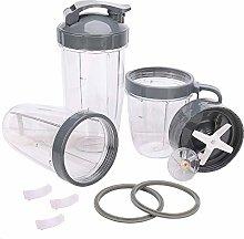 13 Pack Blender Cups & Blade & Top Gear & Gaskets