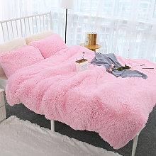 130*160CM Coral Fleece Plush Flannel Blanket