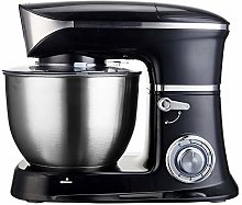 1300W Food Stand Mixer Dough Blender 6.5 L with 6