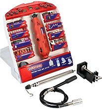 130W Rotary Tool Kit & 217 Piece Accessory Se
