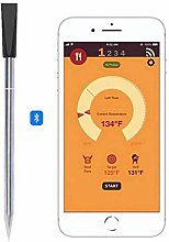 131Ft Wireless Smart Meat Thermometer, with