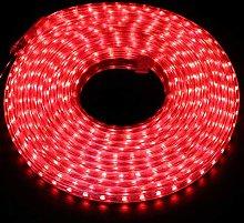 13m LED Strips Lights Red, 220V- 240V Ribbon SMD