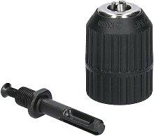 13mm Keyless Chuck Plus SDS Adaptor Fits Any Drill