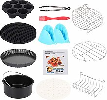 13Pcs Air Fryer Accessories Set for Gowise