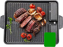 14.5inpropane Gas Griddle Grill Tabletop Outdoor