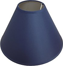 14 Inches Coolie Ceiling Table Lamp Shade - Navy