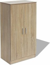 14 Pair Shoe Storage Cabinet Ebern Designs Finish: