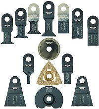 5 x 35mm TopsTools RV35J/_5 Coarse Tooth Blades for Draper MT250A 23038 MT250...