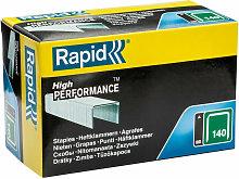 140/6 6mm Galvanised Staples Box of 5000 RPD1406B5