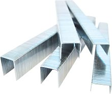 140/6MM Galvanised Staples (Box-5000) - Tacwise