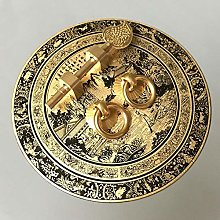 140mm 180mm 240mm Chinese Antique Furniture Copper