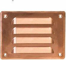 140x105mm // 5.5x4 inch Copper Ventilation Grill