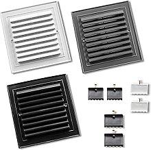 140x140mm / 14x14cm - Plastic Air Ventilation