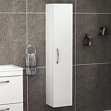 1450mm Wall Hung Tall Boy Unit 1 Door Bathroom