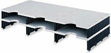 14cm H x 72.3cm W Desk Top Unit Symple Stuff