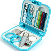 14Pc Travel Sewing Kit - Portable Emergency Repair