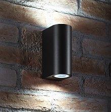 14w Indoor / Outdoor Double Up & Down Wall Light -