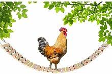 15 * 118cm Chicken coop toy chicken coop for