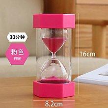15-60 Minutes Hourglass Hourglass Timer-Purple_30