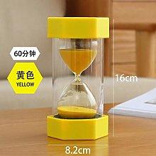 15-60 Minutes Hourglass Hourglass Timer-Purple_60