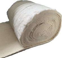 15 Metre (Full Roll) - Natural Wool Cotton Felt by