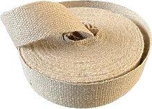 15 Metre - MASTA Upholstery 10lb Jute Hessian