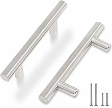15 Pack 76mm Kitchen Cabinet T Bar Handle