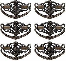 15 Sets Antique Handle Wardrobe Handle Zinc Alloy