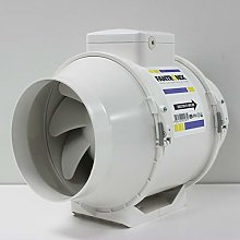 150 mm Silent in-line Toilet Ventilator Powerful