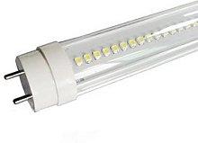 1500mm 5ft LED Tube Light, 4000k White Clear